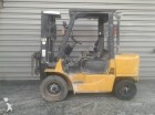 used Caterpillar diesel forklift