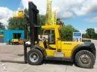 tweedehands diesel heftruck Hyster
