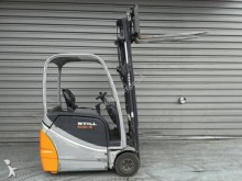 used Still electric forklift