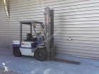 used Komatsu diesel forklift