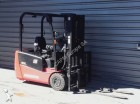 used Hangcha electric forklift
