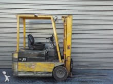 used Toyota electric forklift