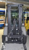 carretilla diesel Manitou usada
