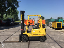 tweedehands gas heftruck Hyster