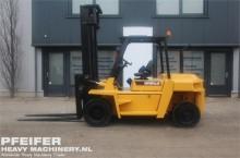 Caterpillar DP60 Diesel, Duplex Mast 4500 mm, 6000 kg Capaci