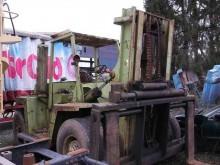 gebrauchter Clark Dieselstapler