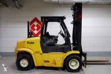 empilhador elevador Yale GDP60VX V4165 Four wheel counterbalanced forklift