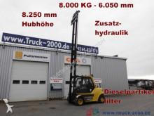 gebrauchter Linde Dieselstapler