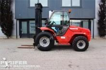Manitou M50.4 Diesel, 4x4 Drive, 4t Capacity, 3700mm Lif