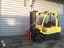 used Hyster gas forklift