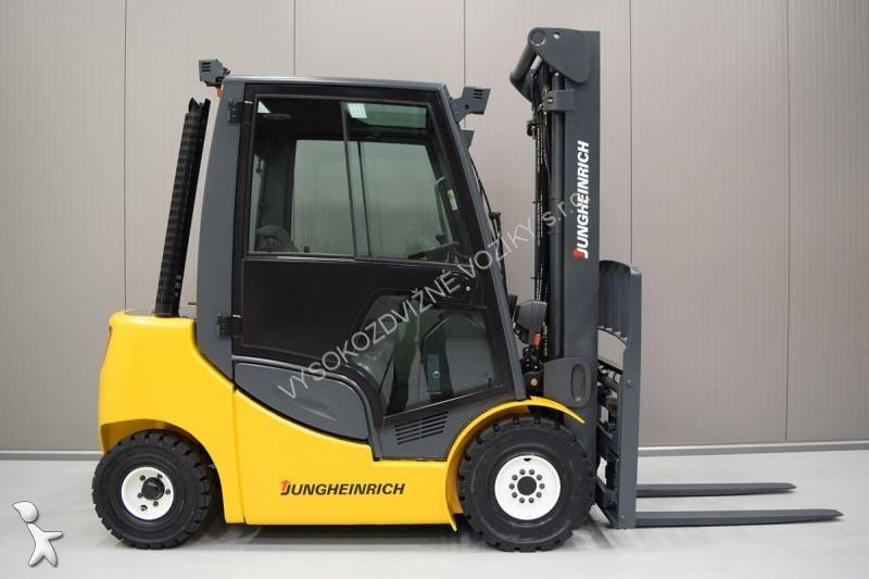 chariot diesel jungheinrich dfg 425 s 14289 occasion n 1679387. Black Bedroom Furniture Sets. Home Design Ideas