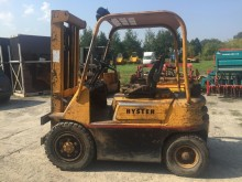 used Hyster lorry mounted forklift