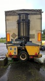 used Kooi-Aap lorry mounted forklift