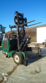 used Moffet lorry mounted forklift
