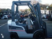 used Komatsu lorry mounted forklift