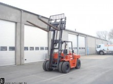 used Nissan lorry mounted forklift