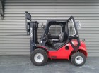 new Maximal all-terrain forklift