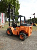 used Ausa all-terrain forklift CVH20 Diesel - n°1713847 - Picture 1