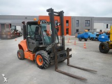 used Ausa all-terrain forklift