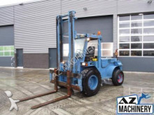 used Claas all-terrain forklift