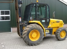 used JCB all-terrain forklift