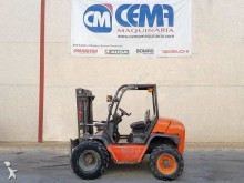 used Agria all-terrain forklift
