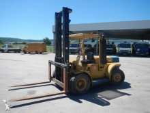 used Hyster all-terrain forklift