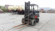 used Linde all-terrain forklift