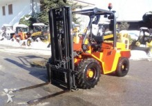 used Uromac all-terrain forklift