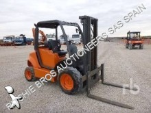 used auctions Ausa all-terrain forklift C150H - n°1864915 - Picture 2