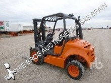 used auctions Ausa all-terrain forklift C150H - n°1864915 - Picture 4