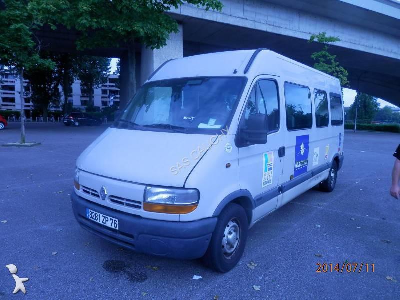 photos autobus renault minibus renault master minibus 17 places occasion 1052734. Black Bedroom Furniture Sets. Home Design Ideas