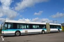 used Van Hool city bus