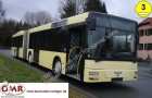 MAN A 23 / Lions City / G / NG / 530 / 363 / Klima bus