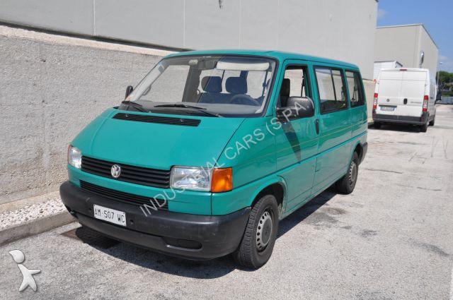 minibus volkswagen transporter occasion n 1197196. Black Bedroom Furniture Sets. Home Design Ideas