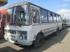 used PAZ city bus