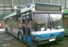 used MAZ intercity bus