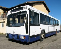 used Renault city bus