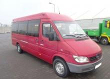 Mercedes Sprinter 313 CDI AUTOBUS bus