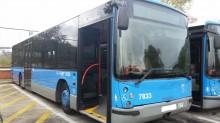MAN NL 263 F bus