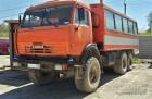 used Kamaz midi-bus