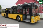 autobuz intraurban MAN second-hand