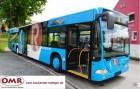 Mercedes O 530 L / 319 / 3316 / 417 / Info / Büro / Womo bus