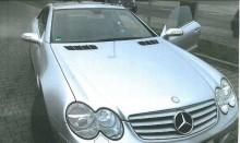 Mercedes SL Klasa Bogato wyposażony