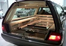 Mercedes E Klasa karawan pogrzebowy