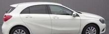 Mercedes A Klasa CDI Blue Efficiency, KLIMA