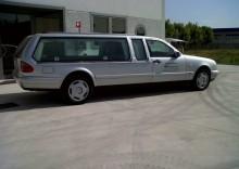 Mercedes E Klasa CDI Karawan Pogrzebowy
