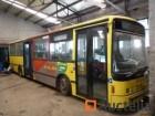 used Jonckheere city bus