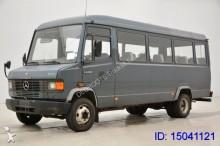 autobús Mercedes usado
