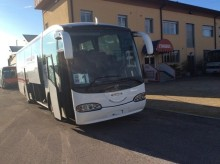 used Irizar intercity bus